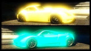 getlinkyoutube.com-GTA 5 Online MORE AWESOME GLOWING NEON PAINT JOBS + 2 OTHER NICE LOOKING COLORS!