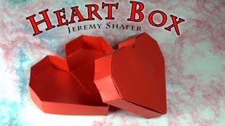 getlinkyoutube.com-Origami Heart Box