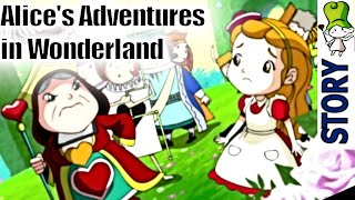getlinkyoutube.com-Alice's Adventures in Wonderland - Bedtime Story (BedtimeStory.TV)