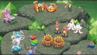 getlinkyoutube.com-My Singing Monsters: Dawn Of Fire - Complete Cave Island Song (1.5.0)