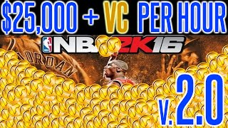 getlinkyoutube.com-NBA 2K16 - UNLIMITED VC | VC GLITCH EXPLOIT #2 | TIPS | INFINITE MONEY | MY CAREER CHEAT