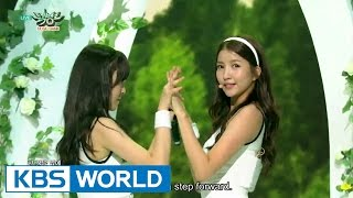 getlinkyoutube.com-GFRIEND - Me gustas tu | 여자친구 - 오늘부터 우리는 [Music Bank COMEBACK / 2015.07.24]
