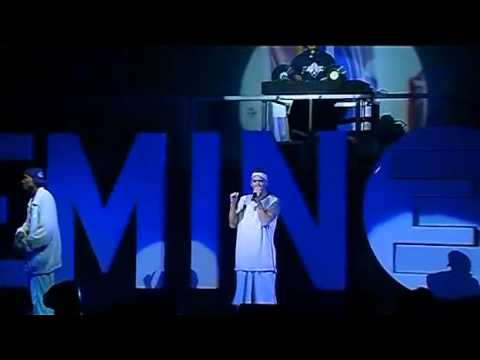 The Up In Smoke Tour (Concert Dr Dre, Snoop Dogg, Eminem, Xzibit Ice Cube) (2001)