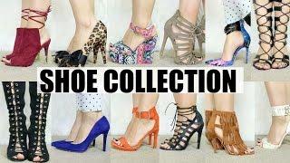 getlinkyoutube.com-Shoe Collection 2016
