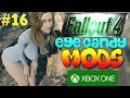 Fallout 4 Xbox One Eye Candy Mods #16 - Beautiful Clothes & Cute Companion