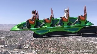 getlinkyoutube.com-[HD] FULL Stratosphere Tower Tour - 4 Rides - Highest Thrill Rides in the World - Las Vegas