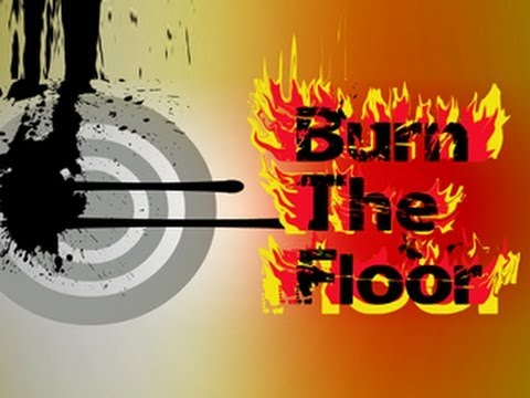 Burn The Floor (DT Megamix 2012)