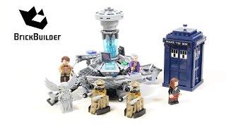 getlinkyoutube.com-Lego Ideas 21304 Doctor Who - Lego Speed Build