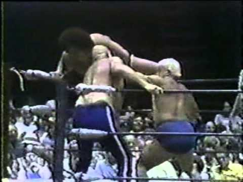Dick the Bruiser & Andre the Giant Vs Ox Baker & Karl Von Krupp