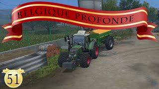 getlinkyoutube.com-FS15 / Episode 51 / Belgique Profonde 2.5 / Multijoueurs