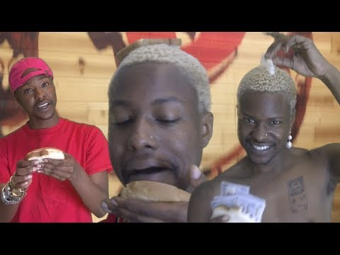 Popeyes Chicken Sandwich music video by Paperboy Prince of the Suburbs
