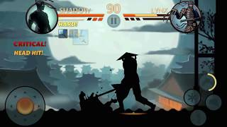 getlinkyoutube.com-shadow fight 2 - Shogun's Katana