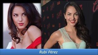 getlinkyoutube.com-Actores de la novela Rubi antes y despues 2016.