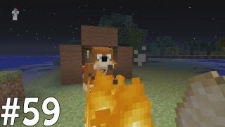 getlinkyoutube.com-Minecraft Xbox - Sky Island Challenge - Camping Trip!! [59]