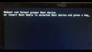 getlinkyoutube.com-Reboot And select proper boot device solved 100% SURE BY SHIVAM GAHIRE