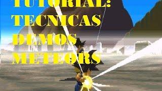 getlinkyoutube.com-como hacer las tecnicas mas conocidas de Dragon Ball Gt Final Bout