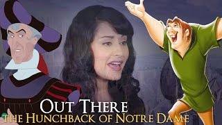 getlinkyoutube.com-Out There - The Hunchback of Notre Dame (Female Disney cover)