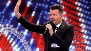 Edward Reid – Britain's Got Talent 2011 Audition