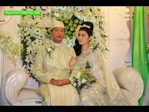 WEDDING RECEPTION OF MELODY & THAR KAUNG