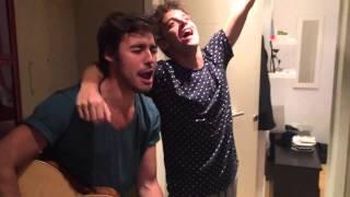 getlinkyoutube.com-La serenata de Jorge Blanco para Ruggero y Cande