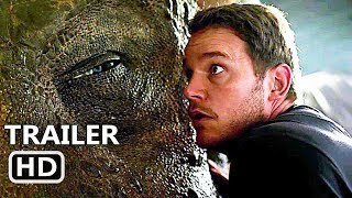 JURASSIC WORLD 2 New EXTENDED Trailer Teaser (2018) Eye of the T-Rex, Chris Pratt Movie HD