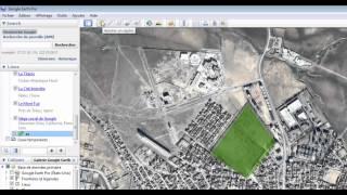 getlinkyoutube.com-شرح استخراج الاحداثيات الجغرافية لمساحة معينة من برنامج Google earth pro الى برنامج Excel