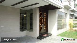 10 MARLA BRAND NEW HOUSE FOR SALE IN PARAGON CITY LAHORE