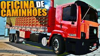 getlinkyoutube.com-Oficina de Caminhões - Euro Truck Simulator 2