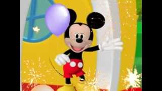getlinkyoutube.com-Happy Birthday, Mickey Mouse Style!