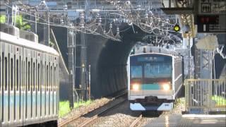 getlinkyoutube.com-E233系2000番台 小田急線内試運転集【多摩線・新松田】