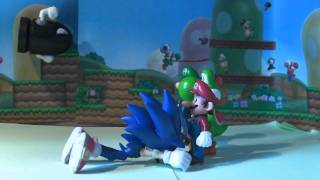 New Sonic Chronicles Le Film Partie 2
