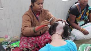 getlinkyoutube.com-I shaved my head in India