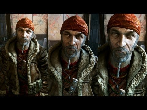 Metro: Last Light Graphics Comparison