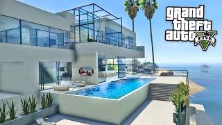 getlinkyoutube.com-GTA 5 Mods - BILLIONAIRES MANSIONS MOD TOUR!! GTA 5 Mansions Mod Gameplay! (GTA 5 Mods Gameplay)