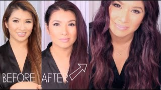 How-To Dye/Color Hair | Gone LONDON LILAC!