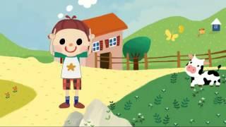 getlinkyoutube.com-[리틀버디 놀이동요]어린송아지