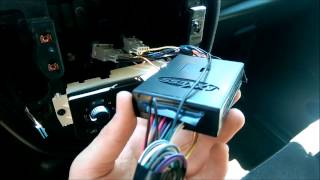 getlinkyoutube.com-Radio install in Chevy Trailblazer with Bose premium sound
