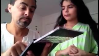 getlinkyoutube.com-DAD HAVING FUN WITH HIS DAUGHTER
