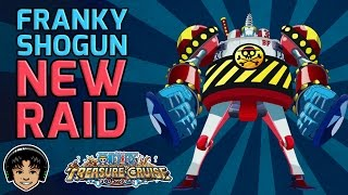 getlinkyoutube.com-New Shogun Franky Raid! 5+ Sanji, Usopp, & Chopper! [One Piece Treasure Cruise]