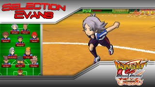 getlinkyoutube.com-Sélection Evans - Inazuma Eleven Go Chrono Stones: Brasier et Tonnerre