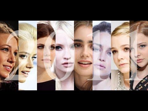 Список самых красивых женщин мира на Youtube