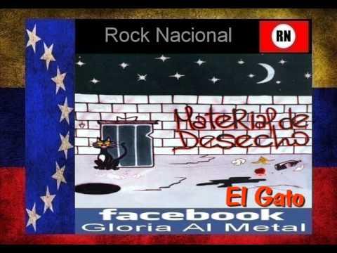 Material De Desecho  Rock Nacional  Venezuela