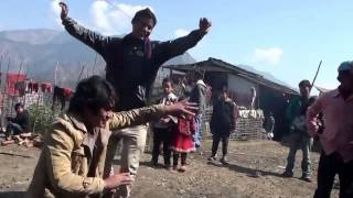getlinkyoutube.com-Panche Baja Dance Myagdi Niskot village