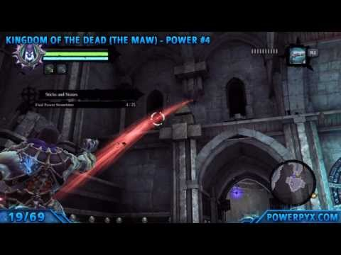 Darksiders 2 - All Stonebite Locations (All You Can Eat Buffet Trophy / Achievement Guide)