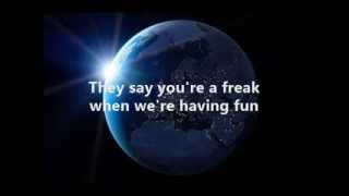 Icona Pop - We Got The World ( Lyrics )
