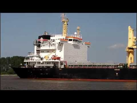 Click to view video MAZOWSZE - IMO 9386914 - Germany - Weser - Brake Unterweser