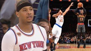 getlinkyoutube.com-Dennis Schroder Game Winner vs Knicks! Controversial Ending! Hawks vs Knicks