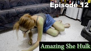 getlinkyoutube.com-AMAZING SHE HULK - EPISODE 12 - Season 2