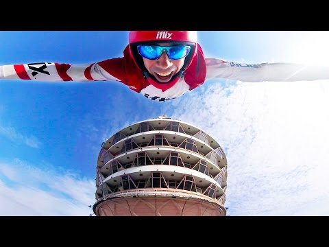 Douggs Daze | Best Of Wingsuit & BASE Vlog