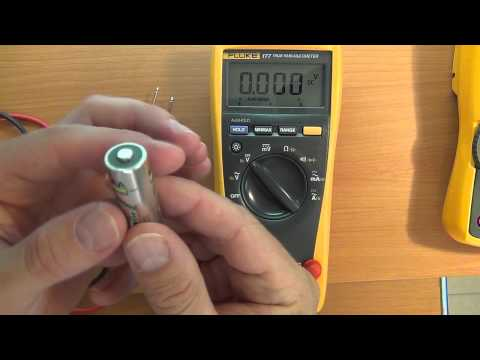 How to use a Multimeter for beginners: Part 1 - Voltage measurement